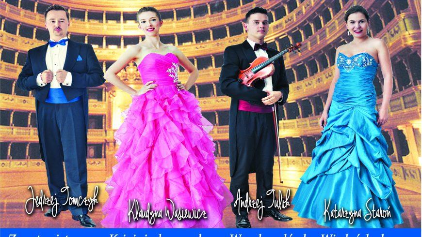 Koncert Wiedeński w Białostockim Ośrodku Kultury!