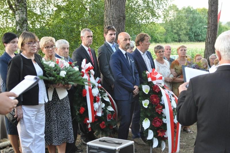 Uroczystości na szubienicy w Choroszczy
