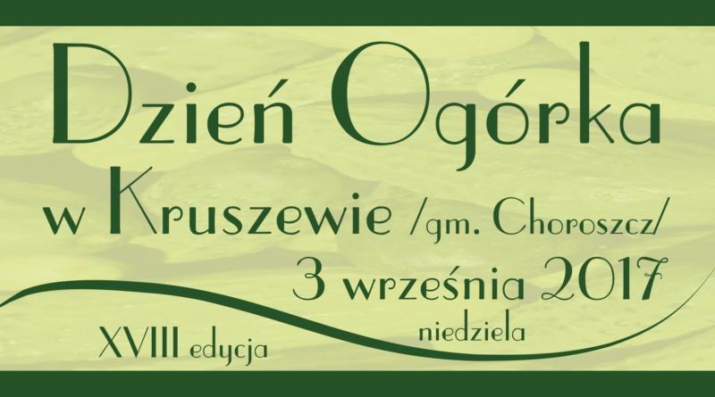 XVIII Dzień Ogórka w Kruszewie