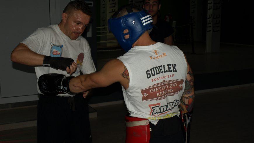 Dariusz Snarski wraca na ring