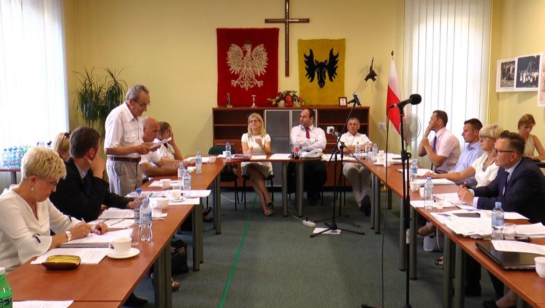 XXXVI sesja Rady Miejskiej w Wasilkowie w Twojej Telewizji Regionalnej