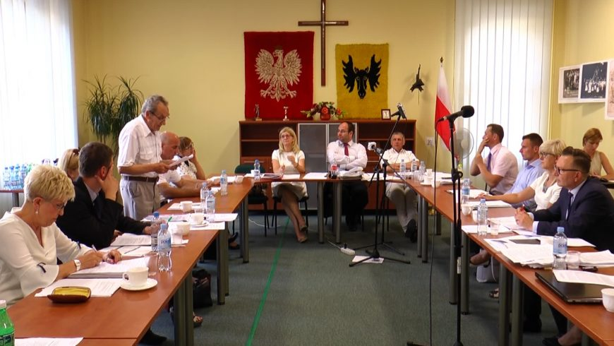 XXXVIII sesja Rady Miejskiej w Wasilkowie do zobaczenia w TTR!