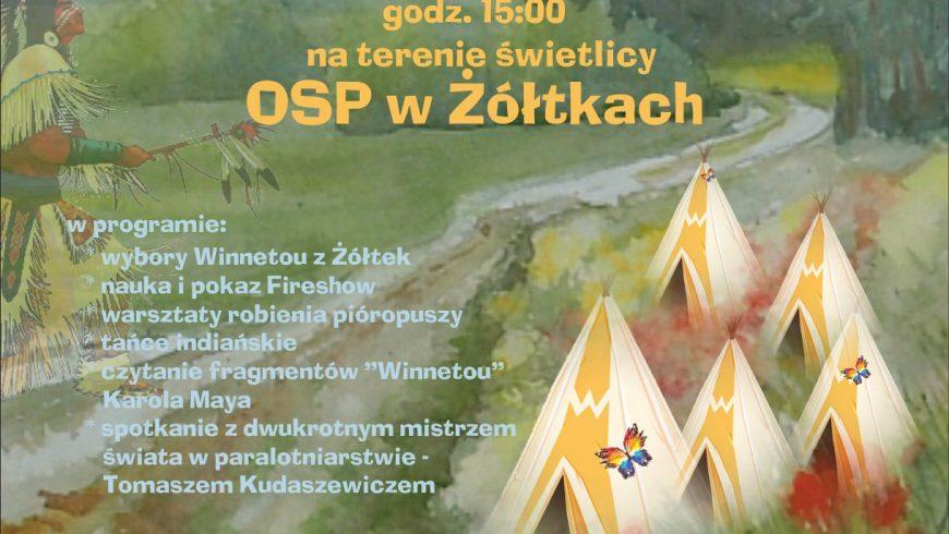 Dzikie Żółtki, czyli piknik z Winnetou