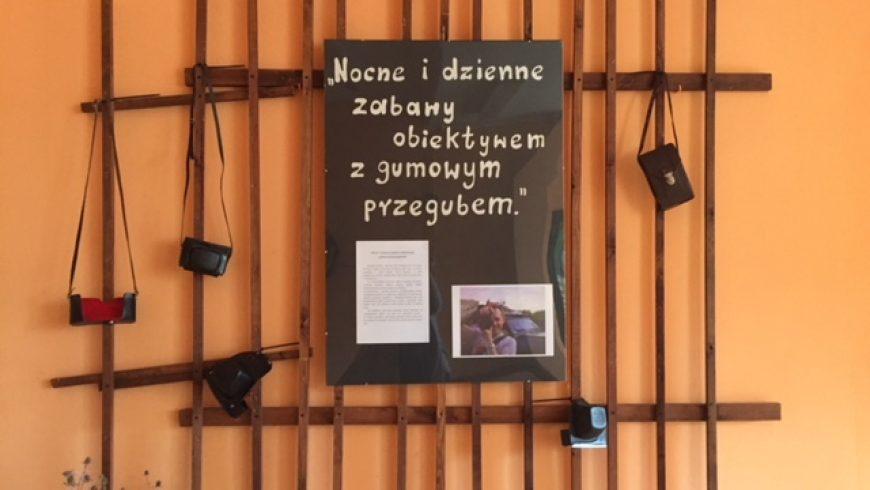 Wystawa Jarosława Sawonia do obejrzenia w Bibliotece w Sokółce