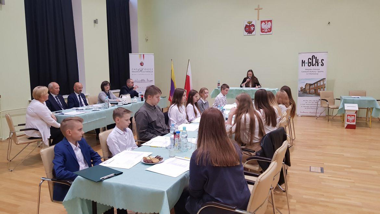 Rady Seniorów i Młodzieży w Choroszczy – ruszyły!