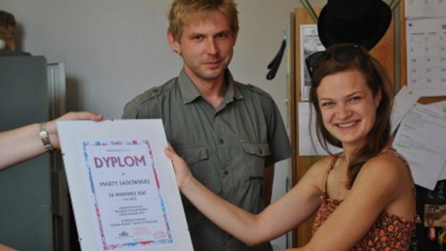 Centrum Kultury i Sportu w Choroszczy zaprasza na staże NCK