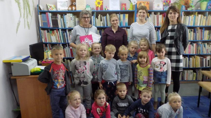 Biblioteka w Sokółce powitała jesień