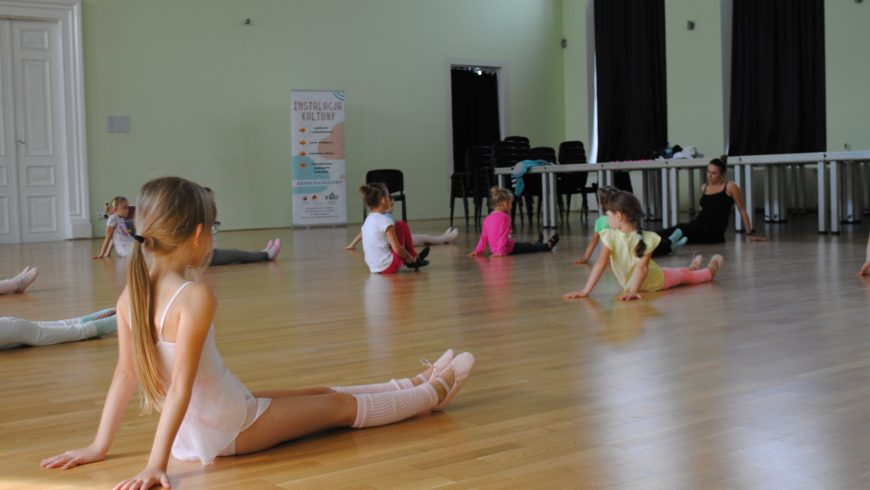 Let's ballet w Choroszczy!