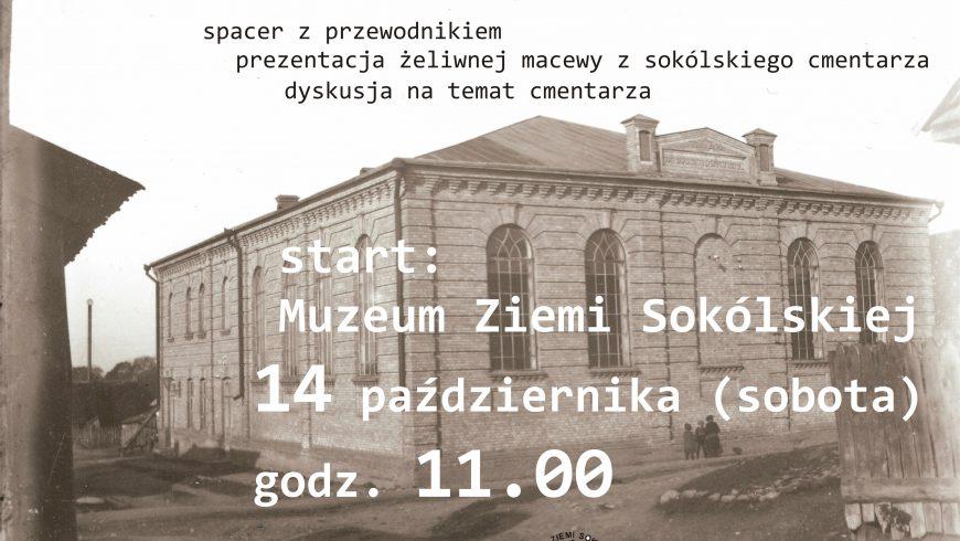 Śladami Żydów w Sokółce