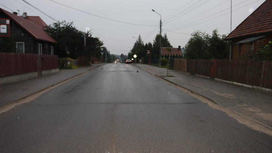 Sokólska Policja poszukuje świadków zdarzenia drogowego
