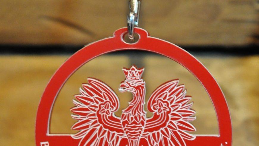 Biec też można uczcić niepodległość. Wyniki III Biegu Niepodległości w Choroszczy