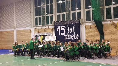 15-lecie Młodzieżowej Orkiestry Dętej w Wasilkowie