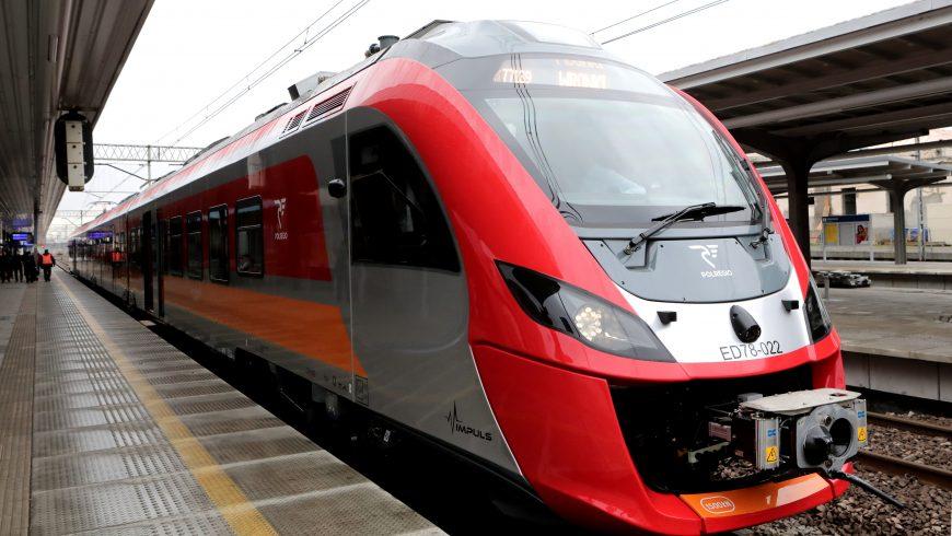 Nowy rozkład jazdy pociągów i autobusów