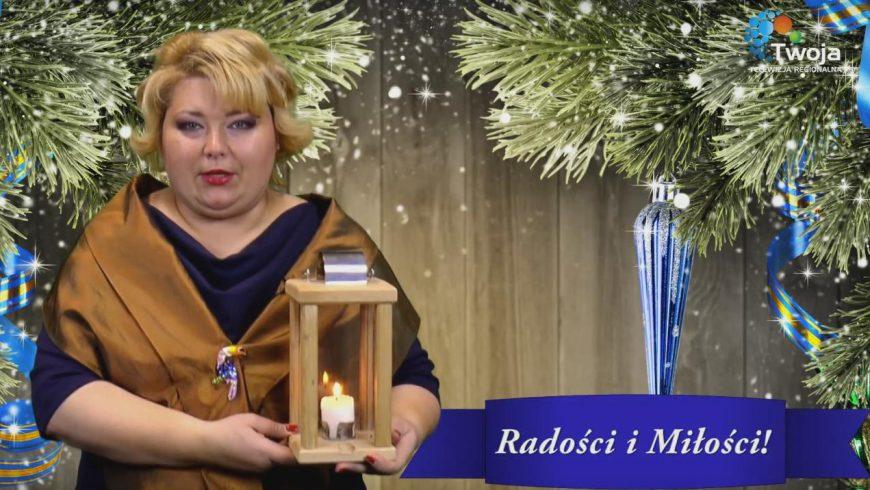 Burmistrz Sokółki Ewa Kulikowska składa świąteczne życzenia