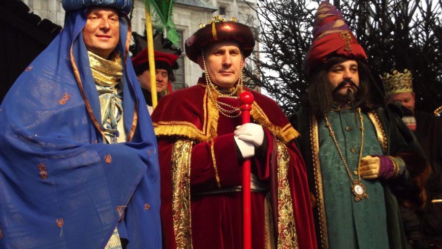 Orszak Trzech Króli w Wasilkowie