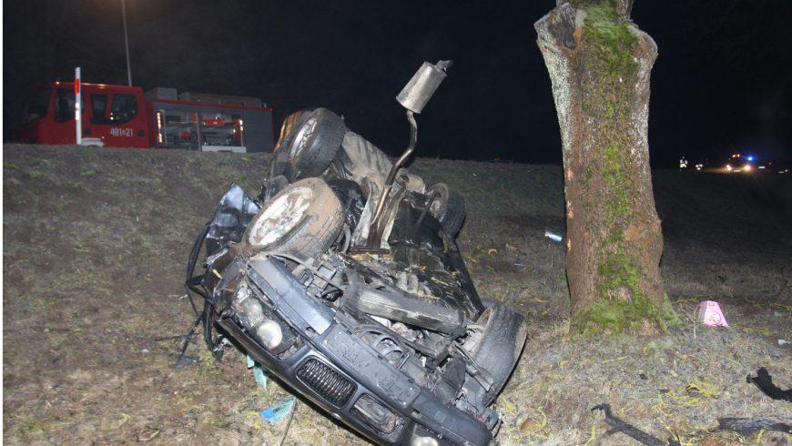 Sokólscy policjanci poszukują świadków wypadku w Zadworzanach