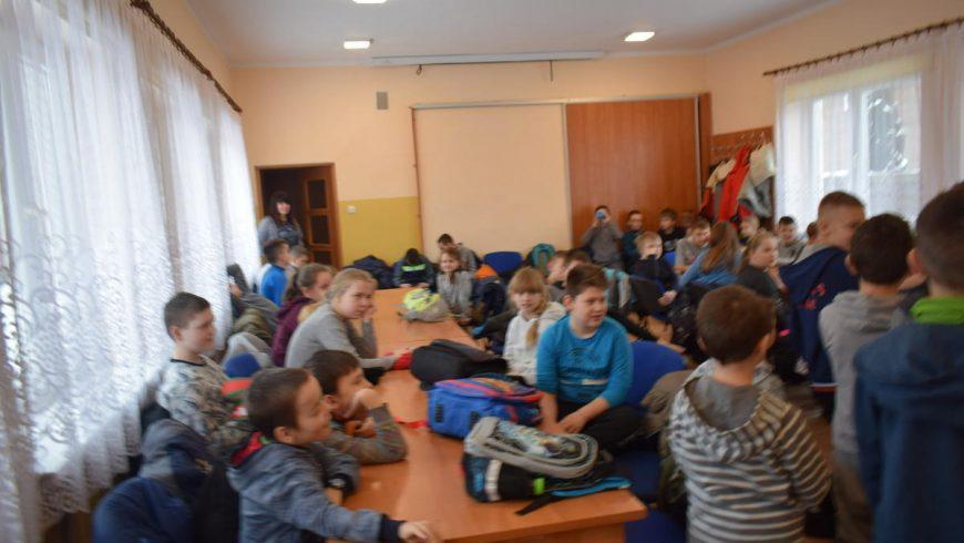 Za nami pierwszy dzień półkolonii z OSiR'em w Sokółce