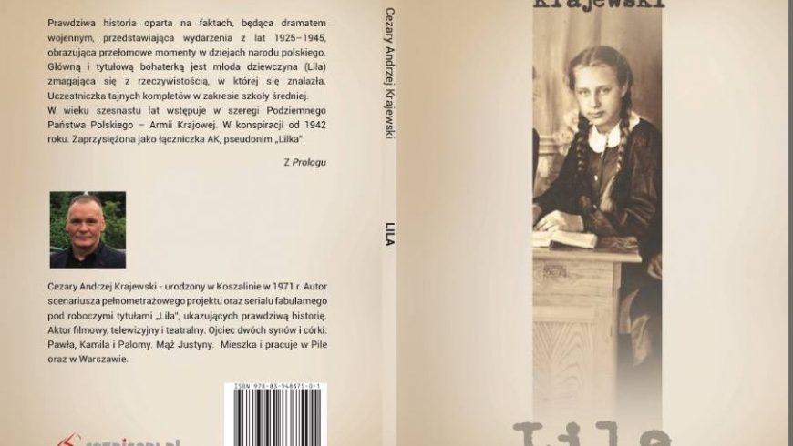 """Spotkanie z Cezarym Andrzejem Krajewskim, autorem książki """"Lila"""" w WOAK-u w Białymstoku"""