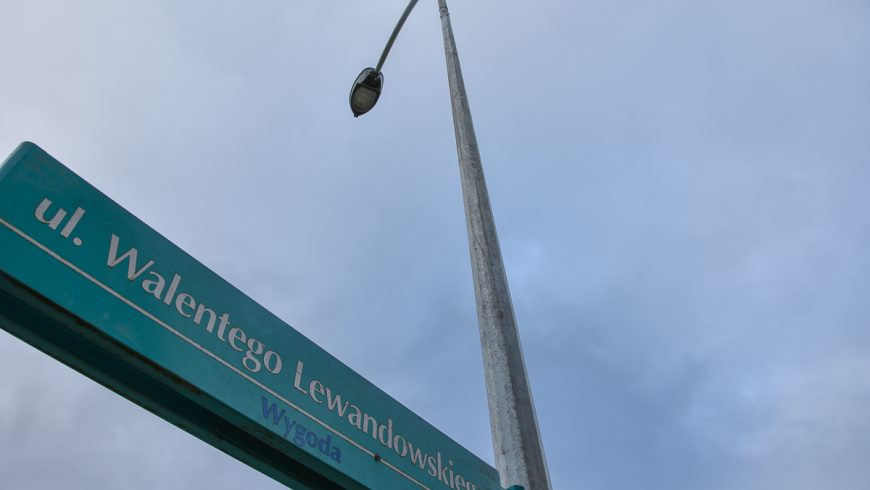 Nowe oświetlenie w Białymstoku