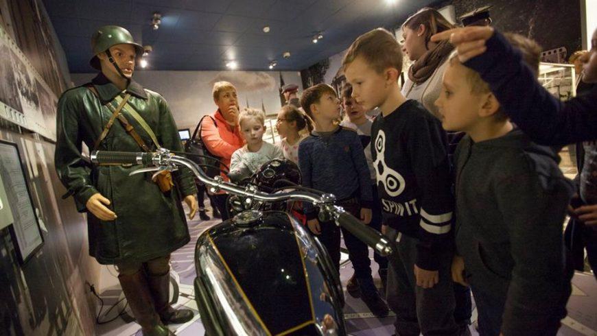 Wielkie wynalazki w Muzeum Wojska