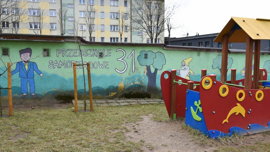 Większe przedszkole przy Świętokrzyskiej
