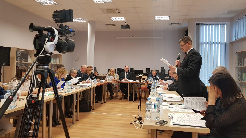 Obrady XLI sesji RM w Wasilkowie do zobaczenia w TTR
