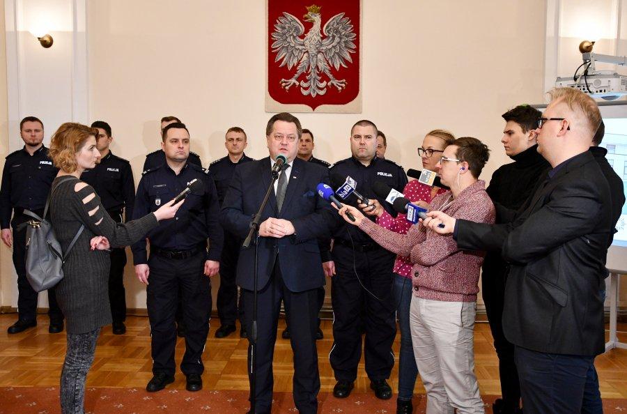 PLANY INWESTYCYJNE BUDOWY POSTERUNKÓW POLICJI NA PODLASIU