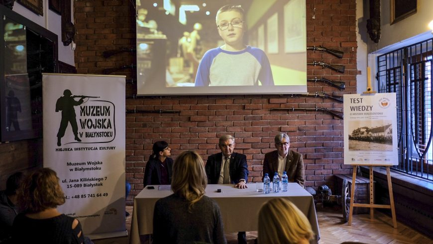 Spotkanie z historią Białegostoku