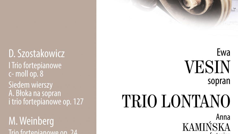 Szostakowicz i Wajnberg w wykonaniu Trio Lontano