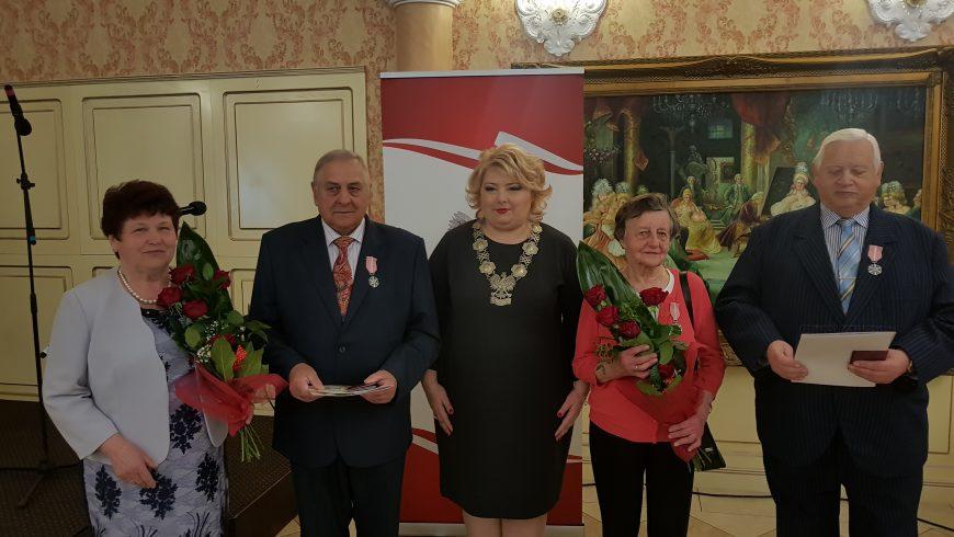 50 lat razem, czyli Złote Gody w Sokółce