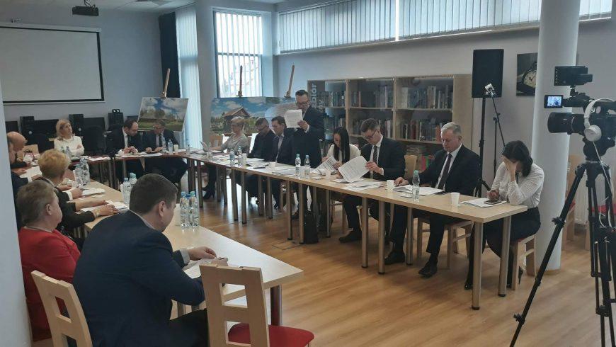 Retransmisja XLIII sesji Rady Miejskiej w Wasilkowie