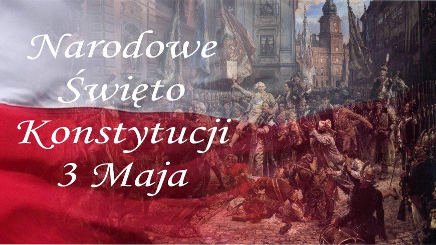 Obchody Konstytucji 3 -go maja w Wasilkowie