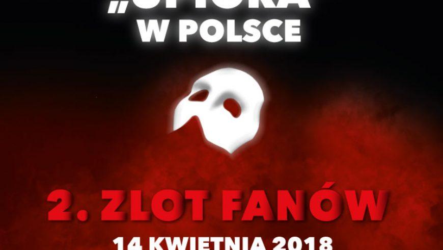 """Dziesięciolecie """"Upiora w operze"""" w Polsce – tylko w OiFP!"""