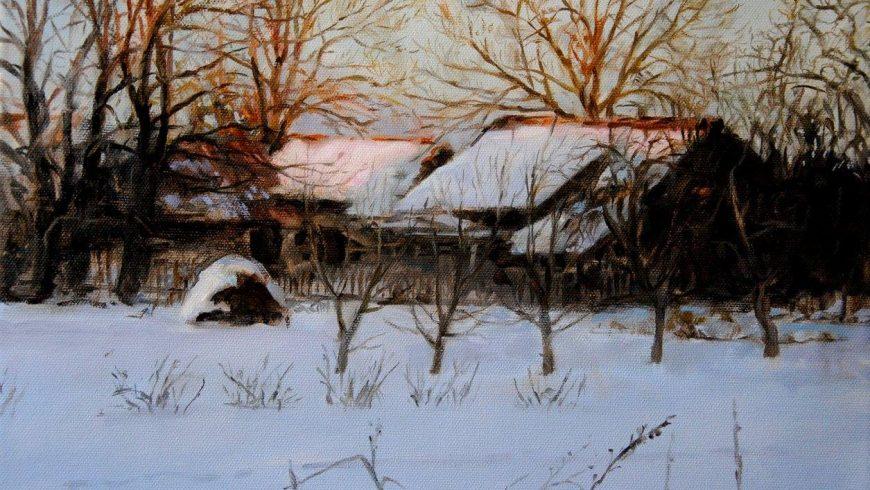 Wystawa malarstwa Mariana Zakrzewskiego w WOAK