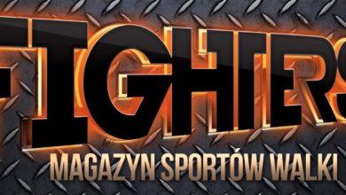 """Martin Lewandowski w magazynie """"Fighters"""" w TTR"""