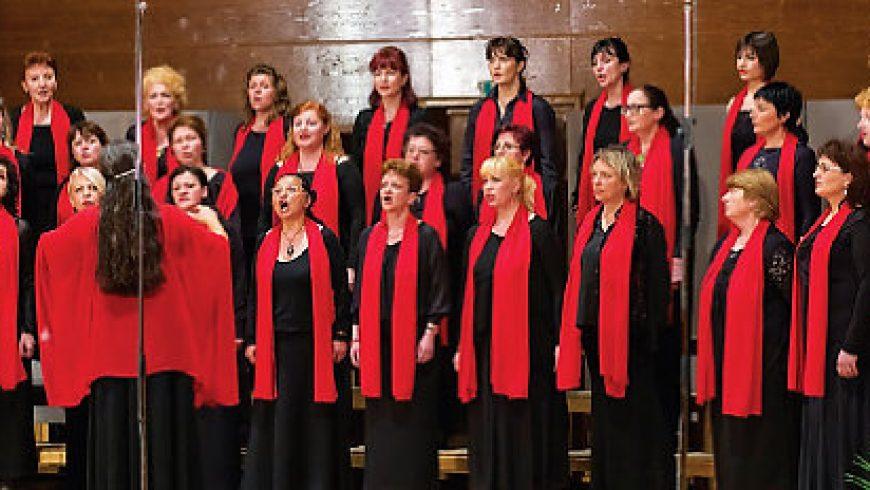 """Żeński Chór """"Christina Morfowa"""" zaśpiewa 19 maja o 18:00 w świetlicy w Studziankach"""