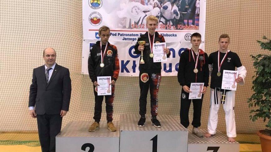Trzy medale brązowe dla zawodników Combat Sports Academy