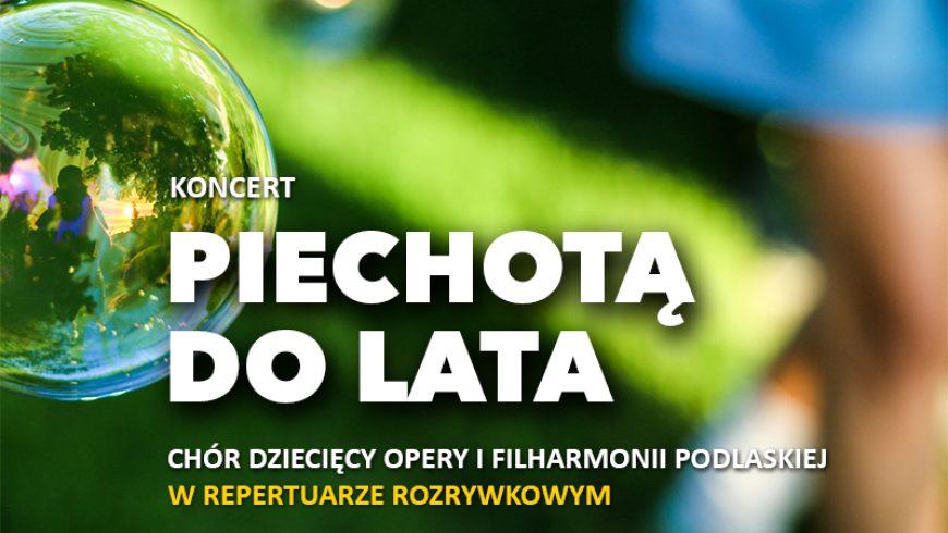 Koncert Chóru Dziecięcego OiFP. Szturm na operę. Wernisaż ilustracji Marii Dek.