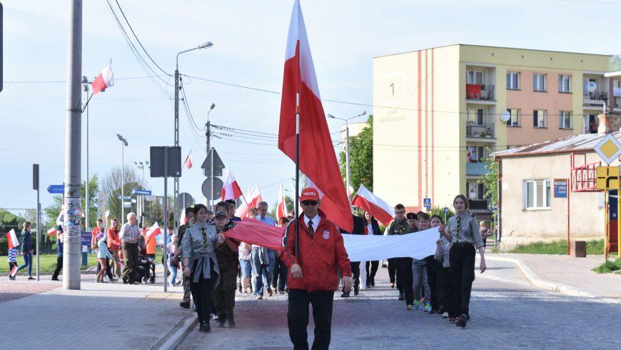 Dzień Flagi w Choroszczy