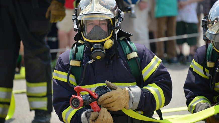 Dzień Świętego Floriana – Międzynarodowy Dzień Strażaka – życzenia burmistrza Choroszczy