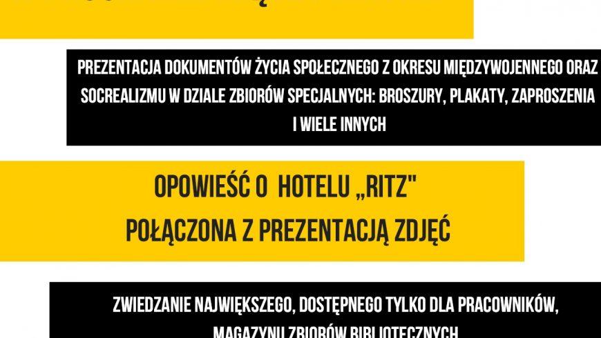 Noc Muzeów w Książnicy Podlaskiej