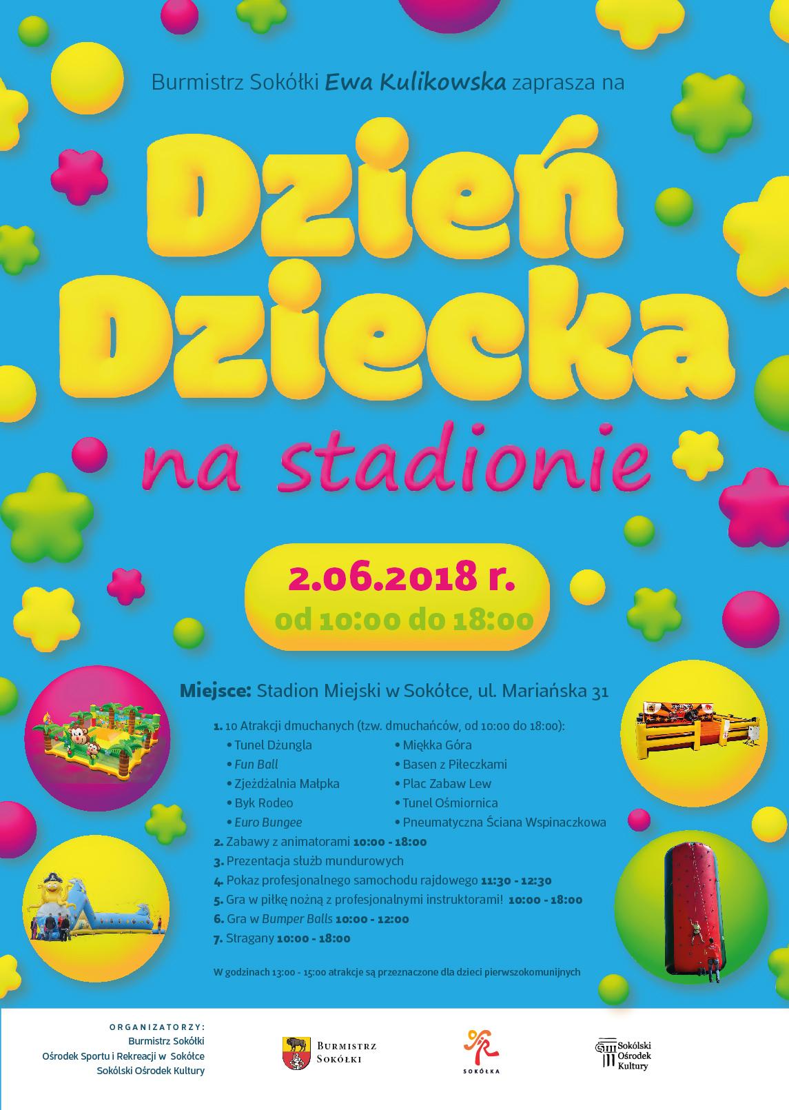Dzień Dziecka w Sokółce