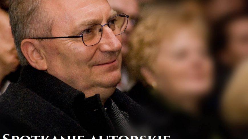 Spotkanie autorskie z ks. prof. Jerzym Szymikiem