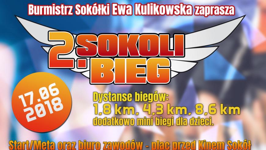 W niedzielę wystartuje 2 Sokoli Bieg!