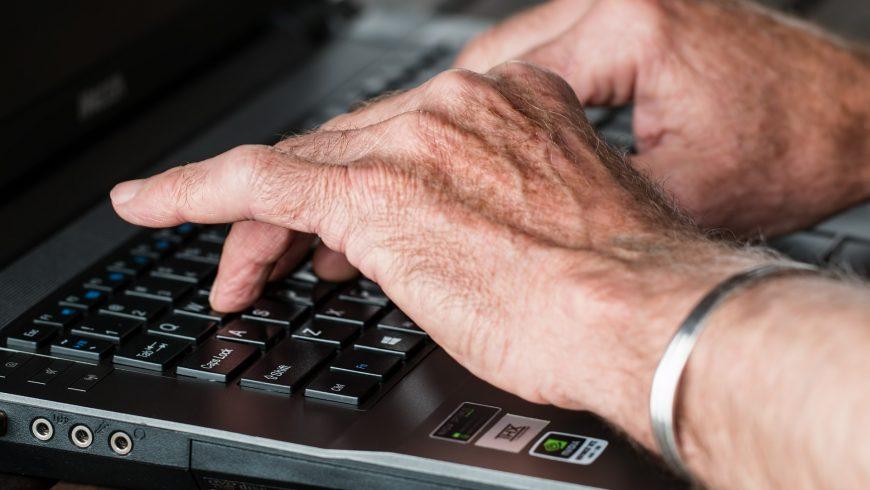 """""""Cyfrowy Senior"""" w Gminie Choroszcz"""