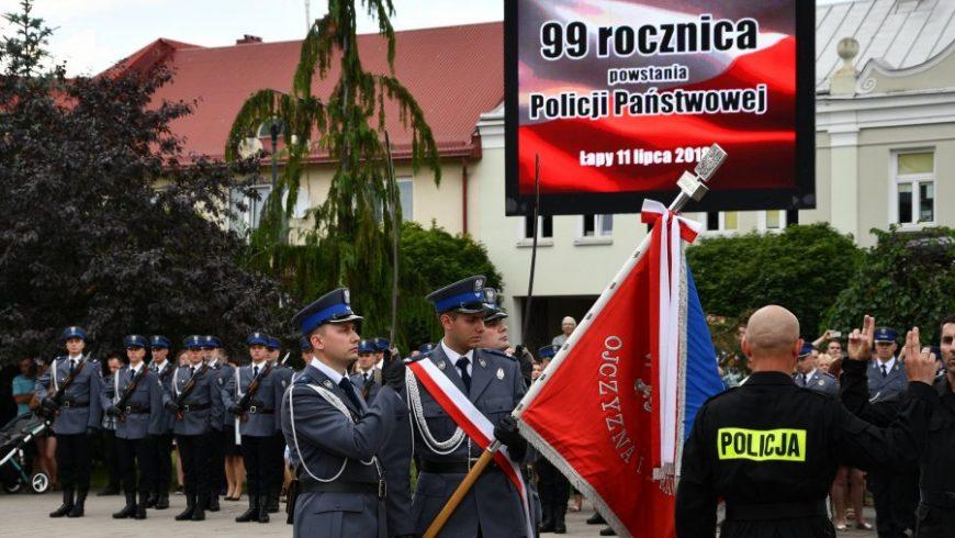 99. rocznica powstania Policji Państwowej – na antenie Twojej Telewizji Regionalnej