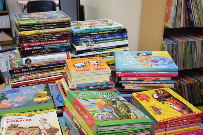Nowe książki dla dzieci z DSK od Książnicy Podlaskiej