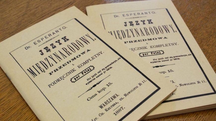 """Konkurs literacki """"Warto uczyć się języka esperanto, ponieważ…"""""""