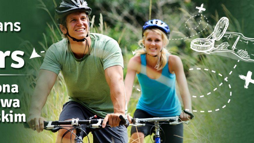 Masz swoją ulubioną trasę rowerową?  Może w Gminie Choroszcz?  Opisz ją!