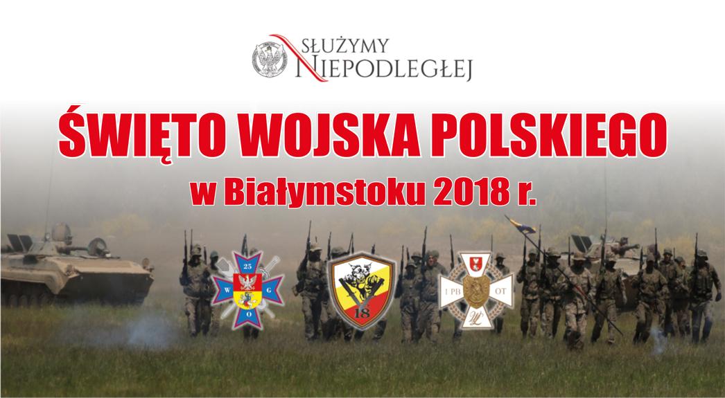 Święto wojska w Białymstoku
